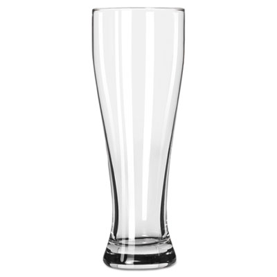 Libbey Giant Beer Glasses, 23 oz, Clear, 12/Carton LIB1610 31009702541