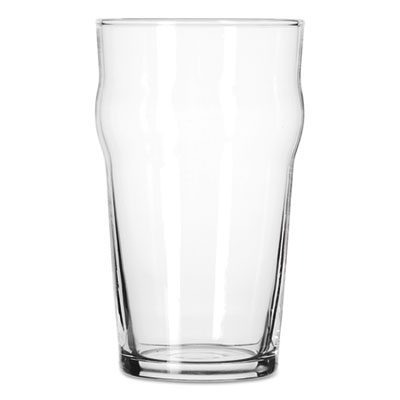 Libbey English Pub Glasses, 20 oz, Clear LIB14801HT 31009580118