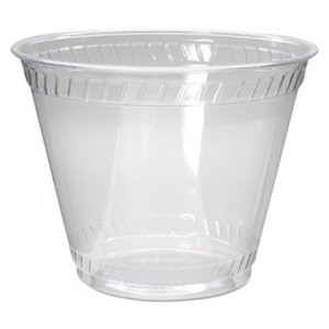 Fabri-Kal Greenware Cold Drink Cups, Old Fashioned, 9 oz, Clear FABGC9OF 9509100