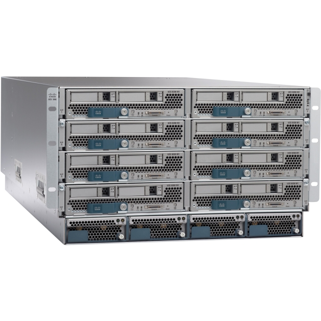 Cisco UCS SP BASE 5108 Blade Sever AC2 Chassis Expansion Pack UCS-SPL-5108-AC2
