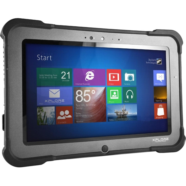 Xplore Bobcat Net-tablet PC 01-05306-04AXB-000S3-000