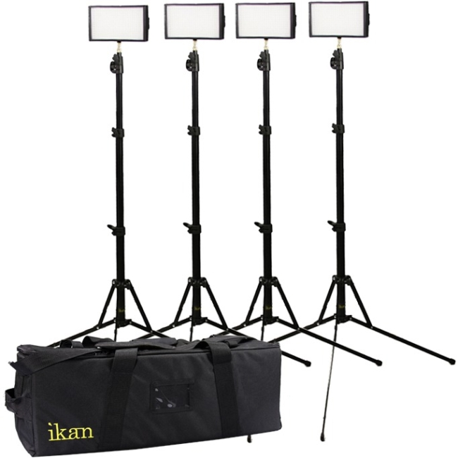 ikan LED Lighting Kit IDK4312-V2