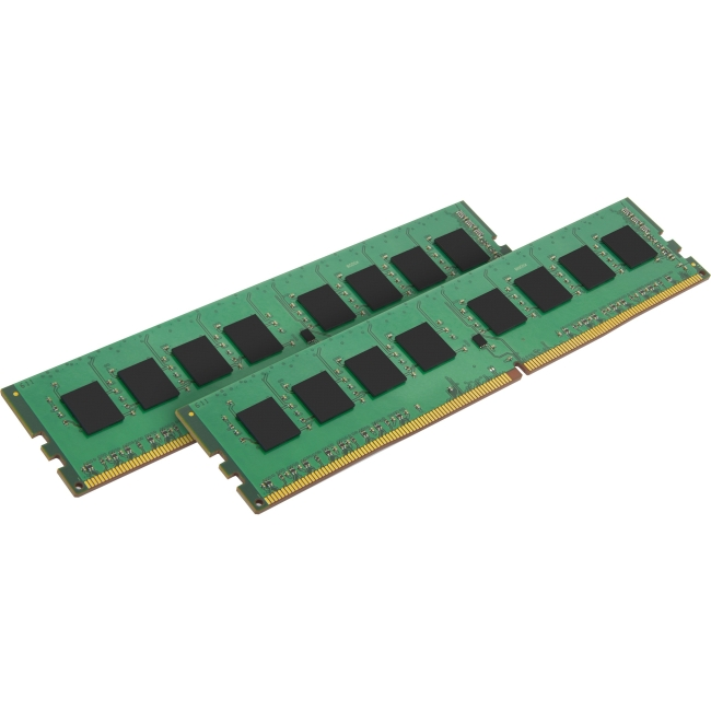 Kingston 32GB Kit (2x16GB) - DDR4 2133MHz KVR21N15D8K2/32