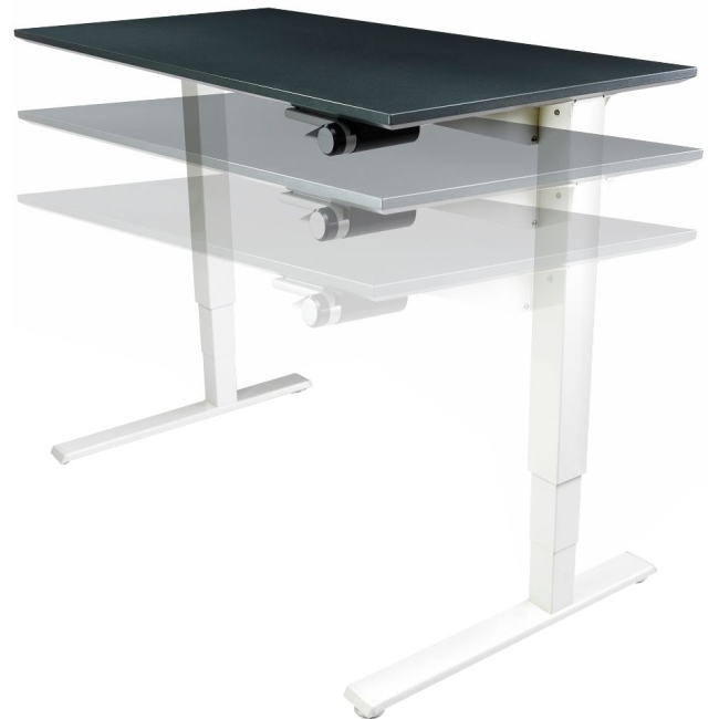 Humanscale Float Utility Table Top 2460BLK