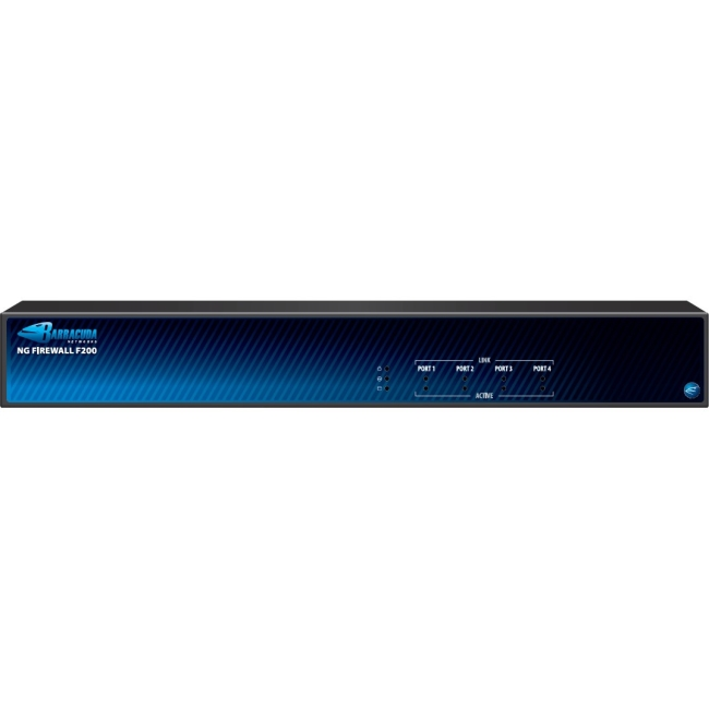 Barracuda NG Firewall HWWF200A F200