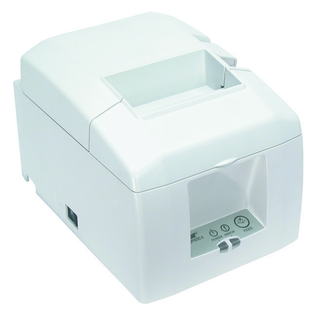 Star Micronics Receipt Printer 39481460 TSP654IIBI2-24OF WHT US