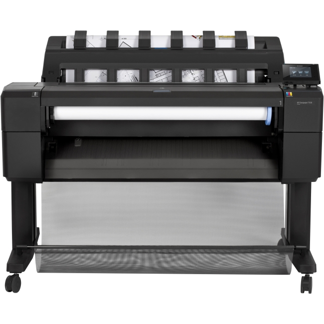 HP DesignJet 36-in PostScript Printer with Encrypted Hard Disk L2Y22B#BCB T930
