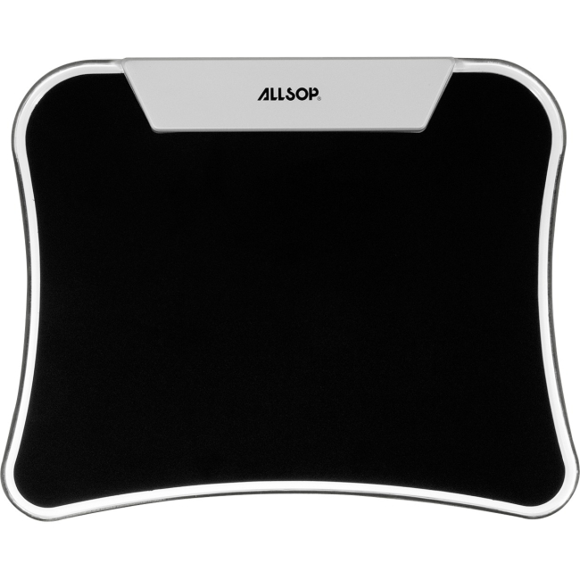 Allsop LED Mousepad Black 30865