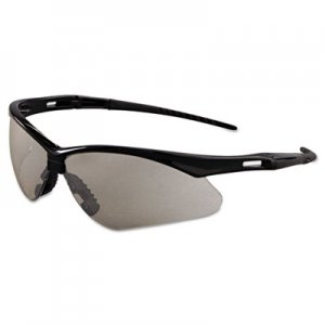 Jackson Safety Nemesis Safety Glasses, Black Frame, Indoor/Outdoor Lens KCC25685 25685