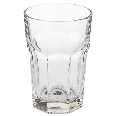 Libbey Gibraltar Glass Tumblers, Beverage, 12oz, 4 7/8 Tall, 36/Carton LIB15238 31009056729