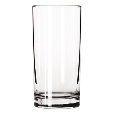 "Libbey Lexington Glass Tumblers, Cooler, 15.5oz, 5 7/8"" Tall, 36/Carton LIB2369 31009264131"