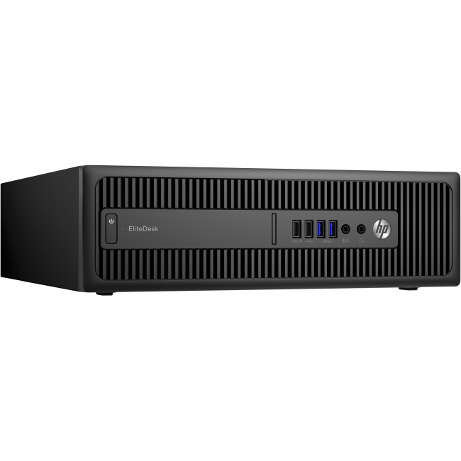 HP EliteDesk 800 G2 Small Form Factor PC T6V98UP#ABA