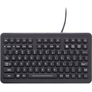 iKey NVIS-Compliant Backlit Keyboard SL-88-NV-USB