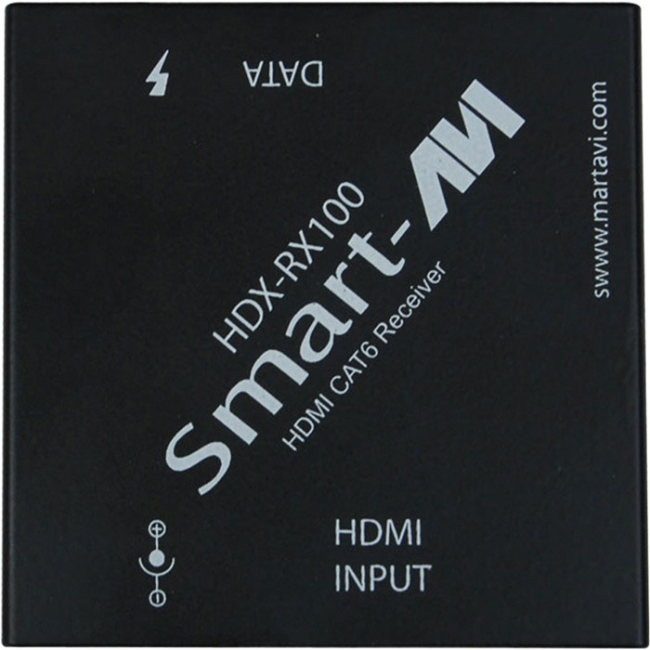 SmartAVI Receiver for HDMI Over a Single CAT6 Cable HDX-RX100S