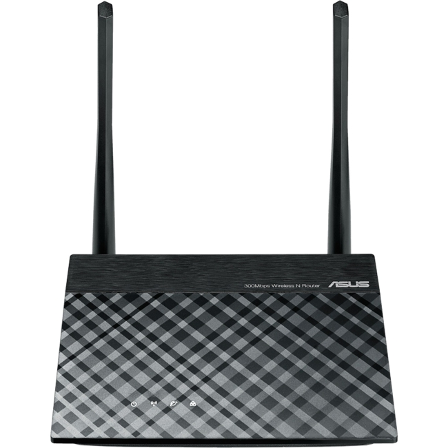 Asus 300Mbps Wi-Fi Router RT-N300