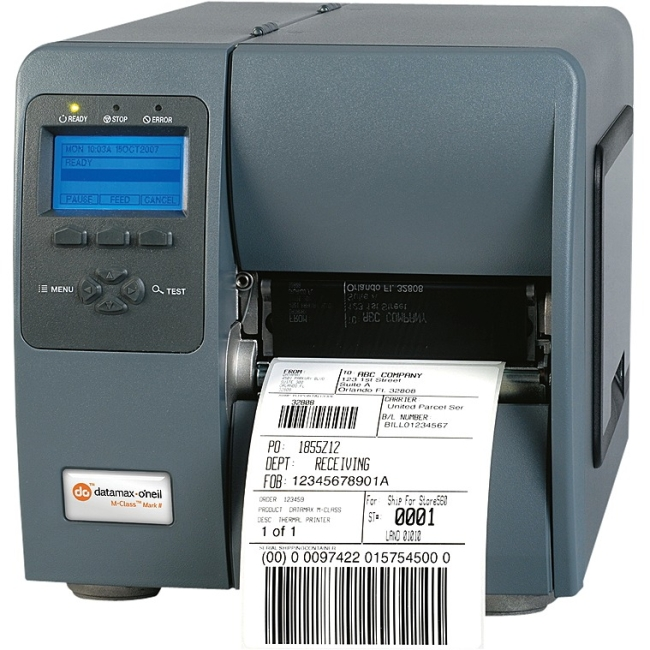 Datamax-O'Neil M-Class Mark II Label Printer KD2-00-08902Y07 M-4206
