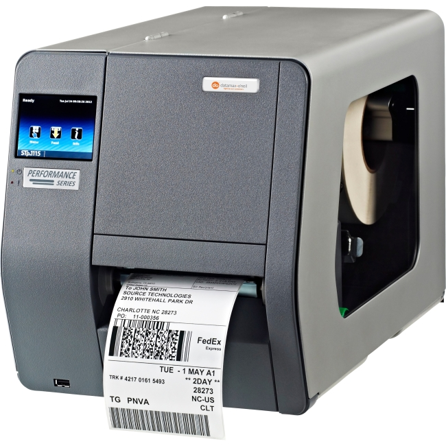 Datamax-O'Neil Label Printer PAD-00-48000D04 P1115s