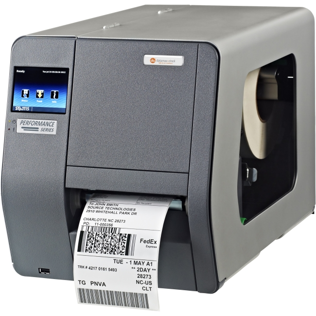 Datamax-O'Neil Performance Thermal Receipt Printer PAB-00-08000000 P1120n
