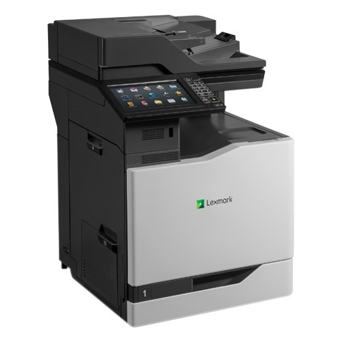Lexmark Color Laser Multifunction Printer With Hard Disk 42K0040 CX825DE