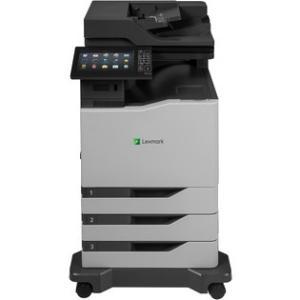 Lexmark Colour Laser Multifunction Printer With Hard Disk 42K0041 CX825dte