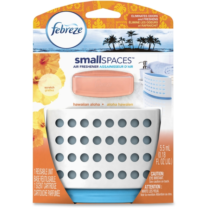 Febreze Tropical SmallSpaces Air Freshener 90188 PGC90188