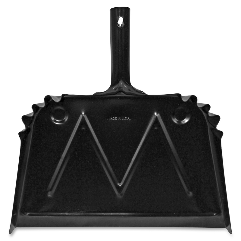 Genuine Joe Heavy-Duty Metal Dustpan 85151CT GJO85151CT