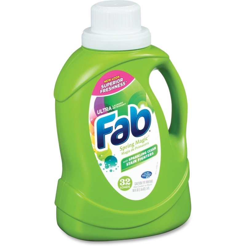 AJAX Fab Spring Magic Ultra Laundry Detergent PB37060 AJAPB37060