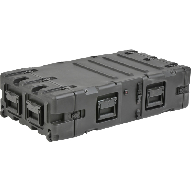 SKB 4U 24 Inch Deep Static Shock Rack 3RS-4U24-25B