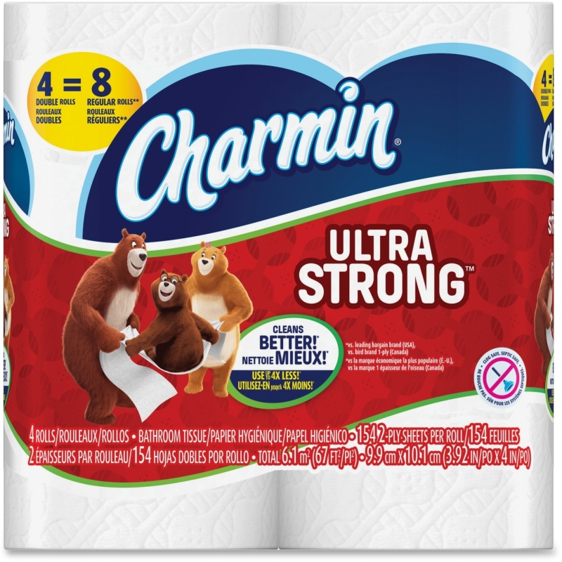 Charmin Ultra Strong Bath Tissue 94106 PGC94106