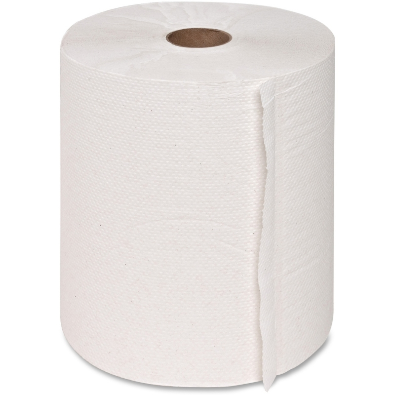 Genuine Joe Hardwound Roll Paper Towels 22900 GJO22900