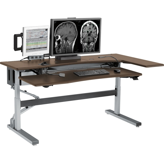 Anthro Steve's Station Advanced for Radiology - Dual STB260GV/DG