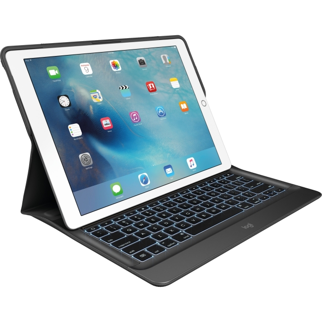 Logitech CREATE Backlit Keyboard Case with Smart Connector for iPad Pro 920-007824