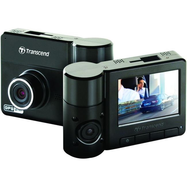 Transcend DrivePro High Definition Digital Camcorder TS32GDP520A 520