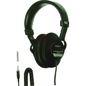 Sony Professional Headphone MDR7506 MDR-7506