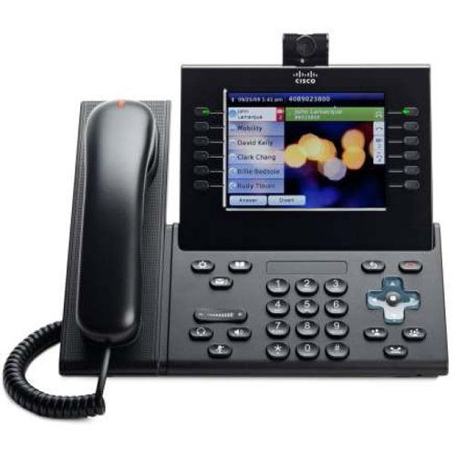Cisco Slimline Handset for IP Phone CP-9951-CL-K9=