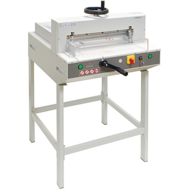Formax Cut-True 22S Semi-Automatic Guillotine Cutter CUT-TRUE22S