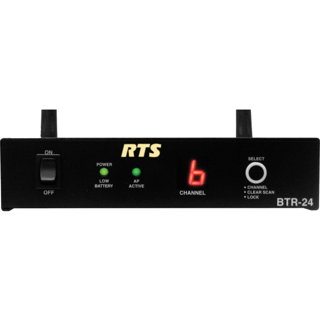 RTS 2.4 GHz Wireless Intercom Base Station Access Point BTR24 BTR-24