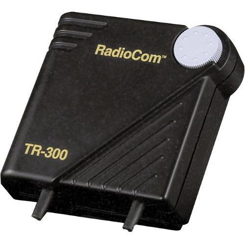 Telex Single Channel VHF Wireless Transceiver 7127913A3 TR-300