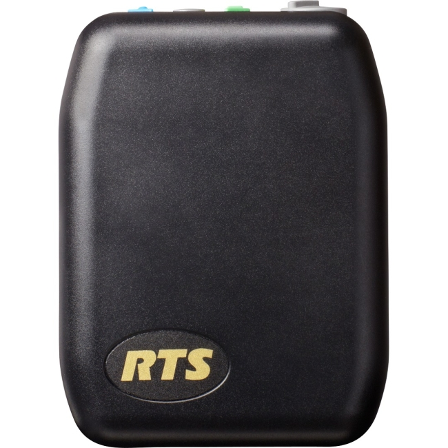 RTS 2.4 GHz Wireless Intercom Beltpack TR-240,A4F-NA TR-240