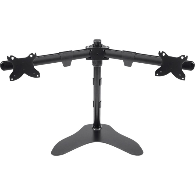 "Monoprice Dual Monitor Free Standing Desk Mount 15"" - 30 13815"