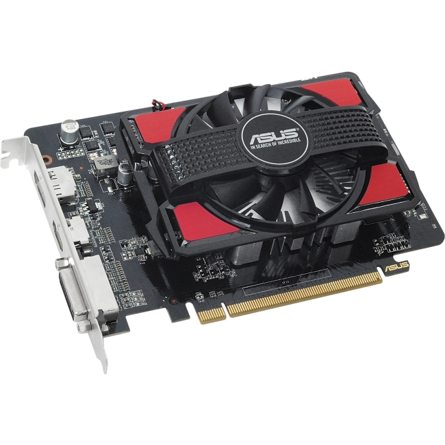 Asus AMD Radeon R7 250 Graphic Card R7250-1GD5-V2 R7250-1GD5-V2