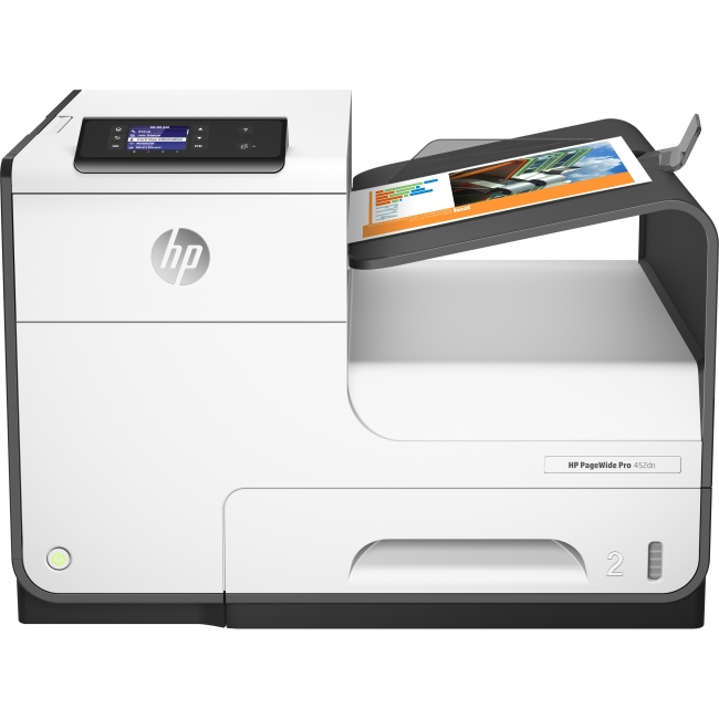 HP PageWide Pro Printer D3Q15A#B1H 452dn