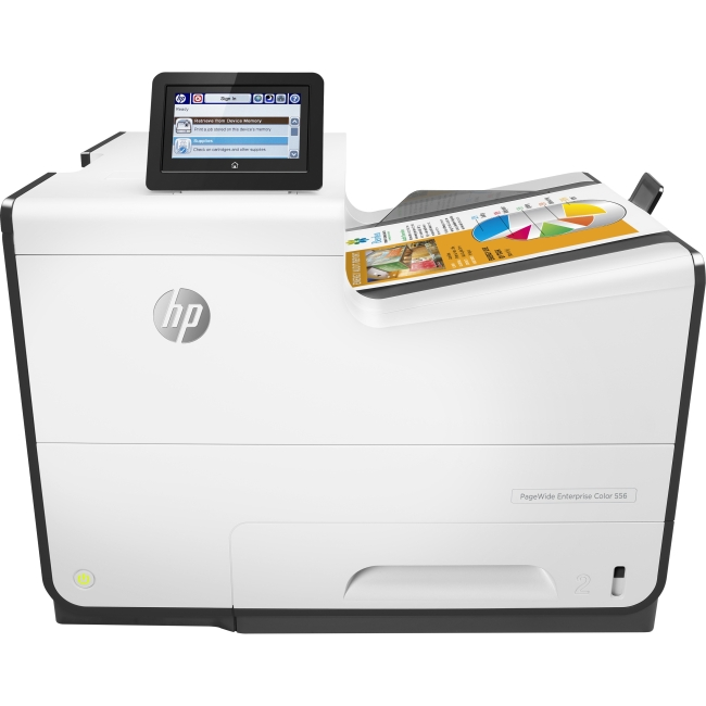 HP PageWide Enterprise Color G1W46A#BGJ 556dn
