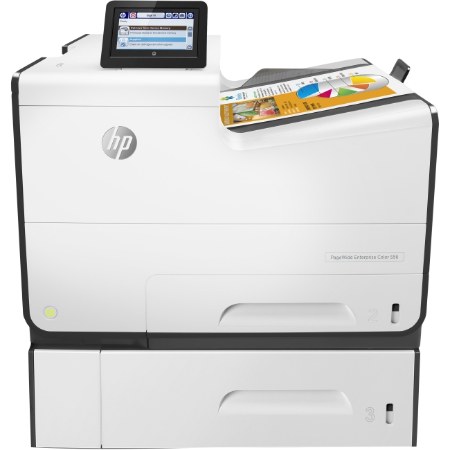 HP PageWide Enterprise Color G1W47A#BGJ 556xh