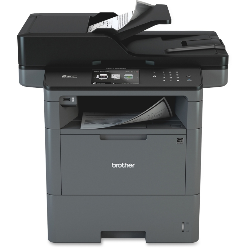 Brother Laser Multifunction Printer MFCL6700DW MFC-L6700DW