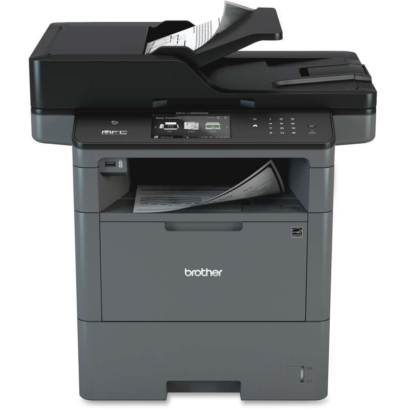 Brother Laser Multifunction Printer MFCL6800DW MFC-L6800DW