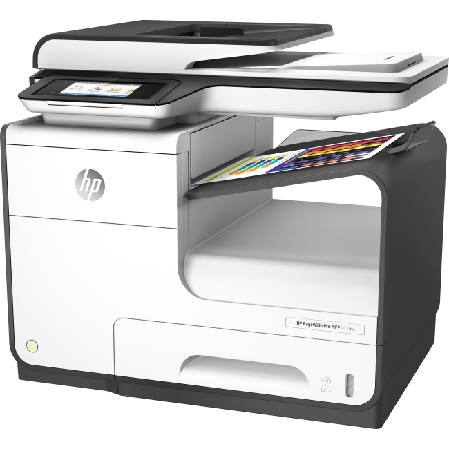 HP PageWide Pro Multifunction Printer D3Q20A#B1H 477dw