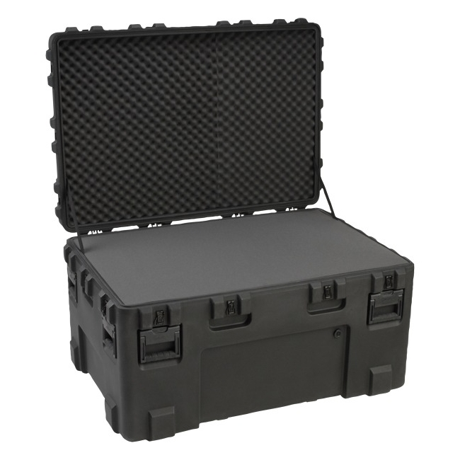 SKB R Series 4530-24 Waterproof Utility Case W/ Layered Foam 3R4530-24B-L