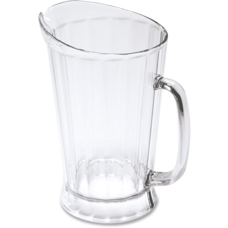 Rubbermaid Commercial 60 oz. Bouncer II Pitcher 333400CLR RCP333400CLR