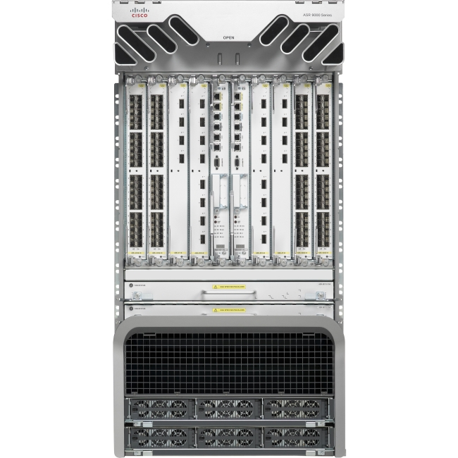 Cisco AC Chassis with PEM Version 2 - Refurbished ASR-9010-AC-V2-RF ASR 9010